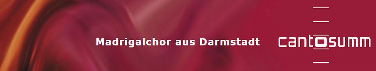 Cantosumm Darmstadt